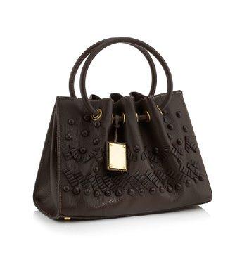 Oscar de la Renta Fairfax Handbag